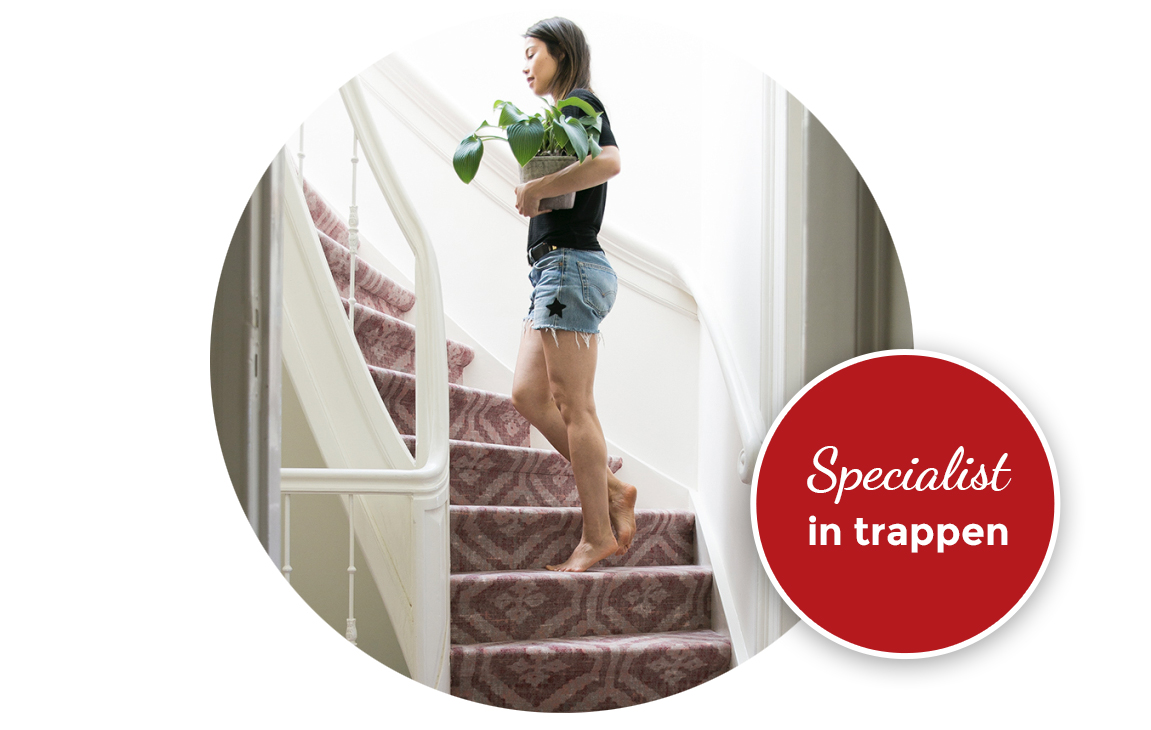 specialist-in-trappen